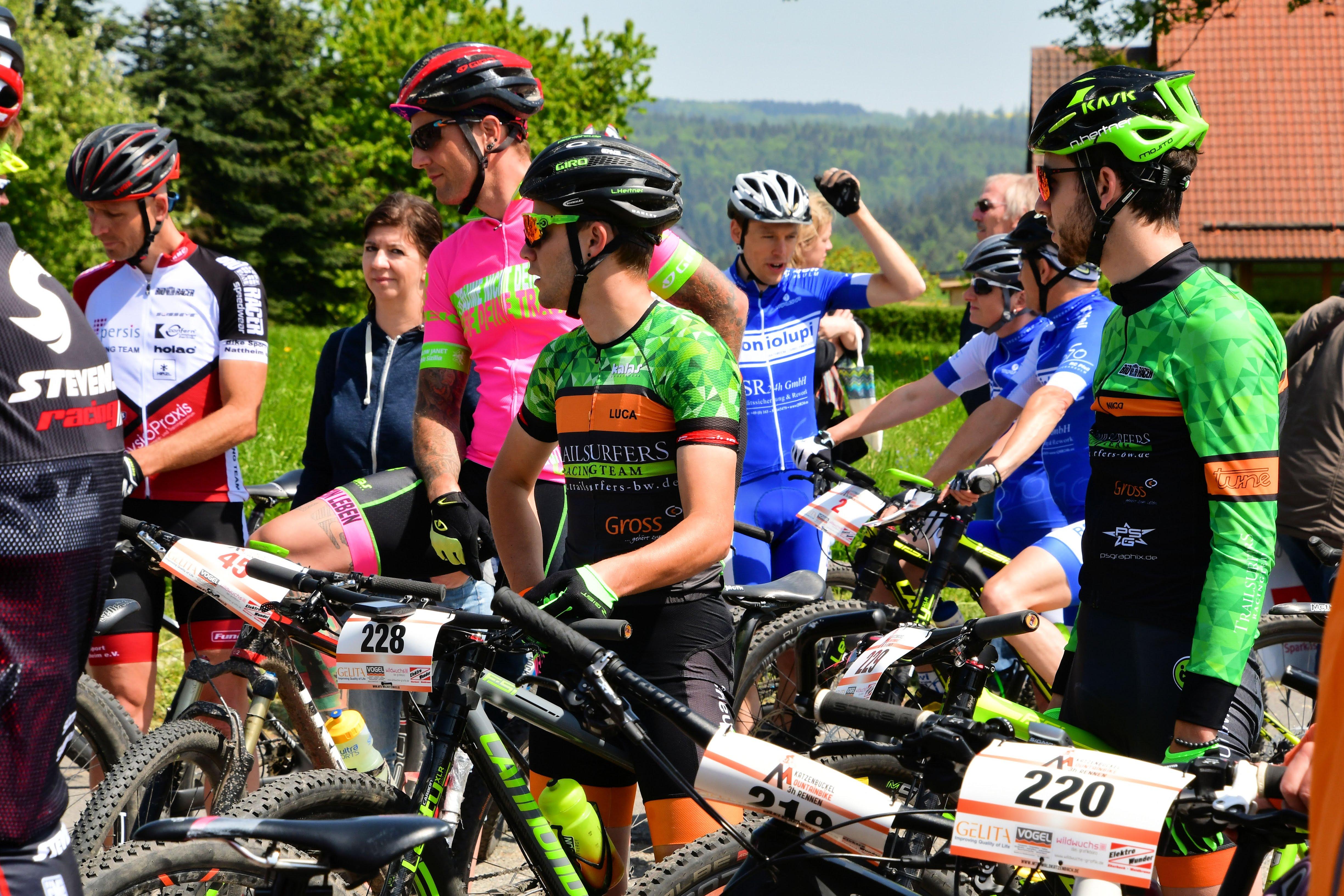 Permanente Radtouren 2019 Radsport Bezirk Rhein Neckar Odenwald