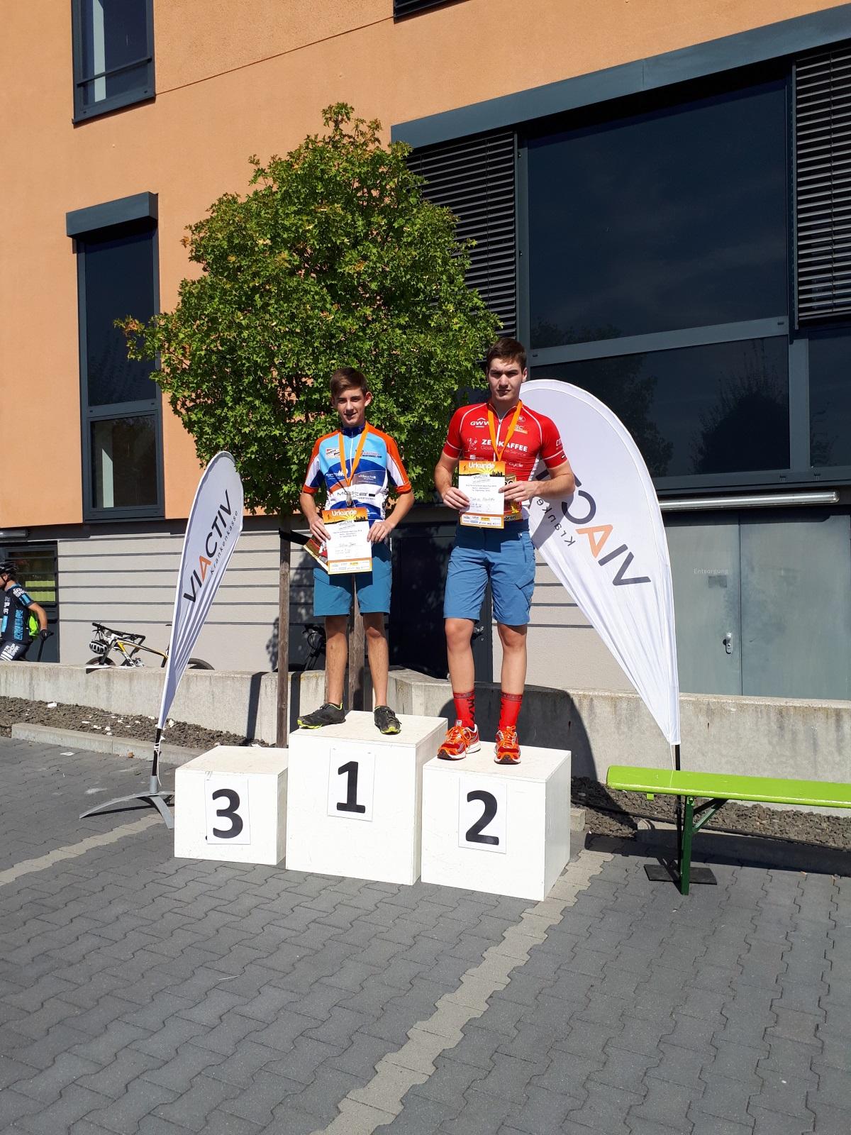 Radsport Silas Joho VfR Waldkatzenbach